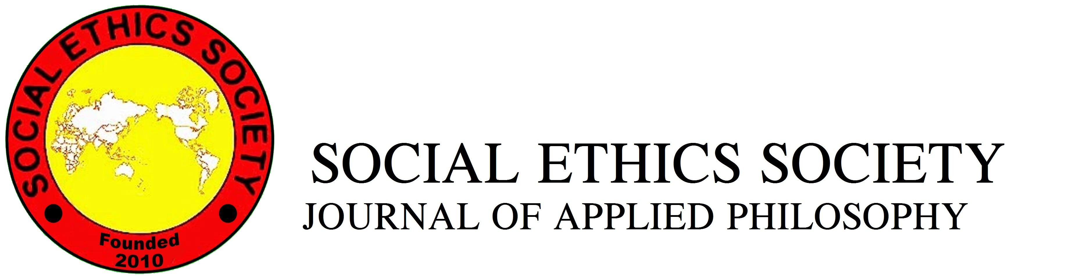 SOCIAL ETHICS SOCIETY